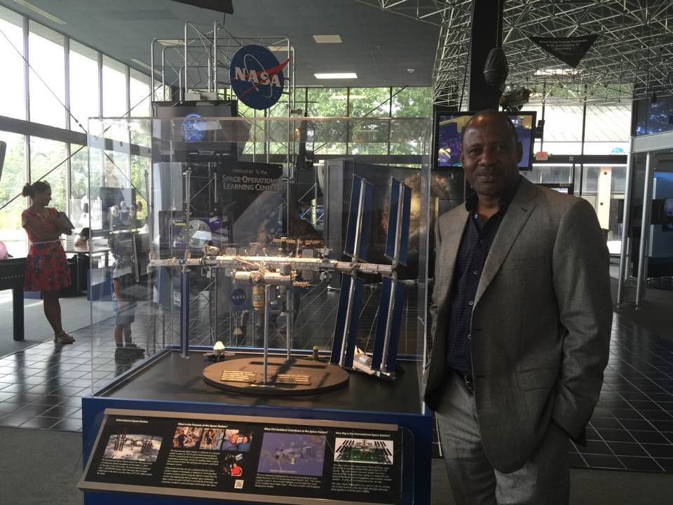 Visit to NASA Visitors Centre